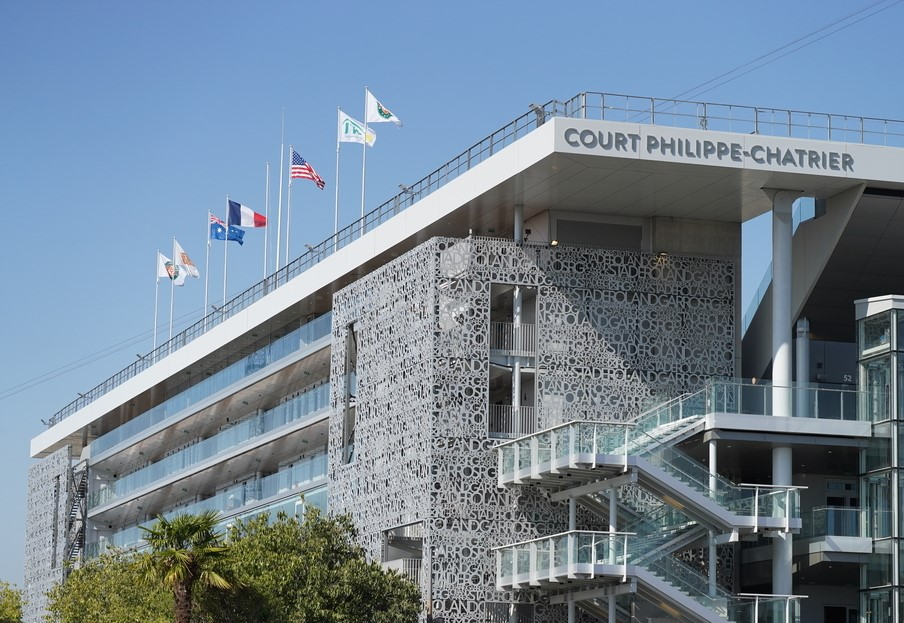 Court Philippe-Chatrier